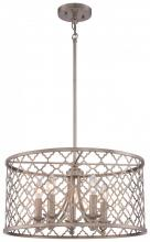 Minka-Lavery 4165-584 - 5 Light Pendant
