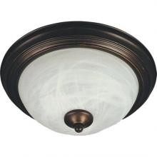 Maxim 85841MROI - 2-Light Flush Mount