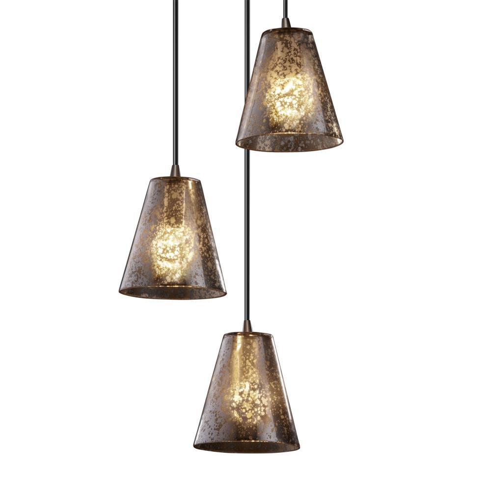 mini 3 light cluster pendant ntrzg robinson lighting center